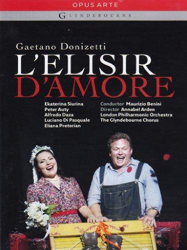 Donizetti, Gaetano - L'elisir d'amore [DVD]