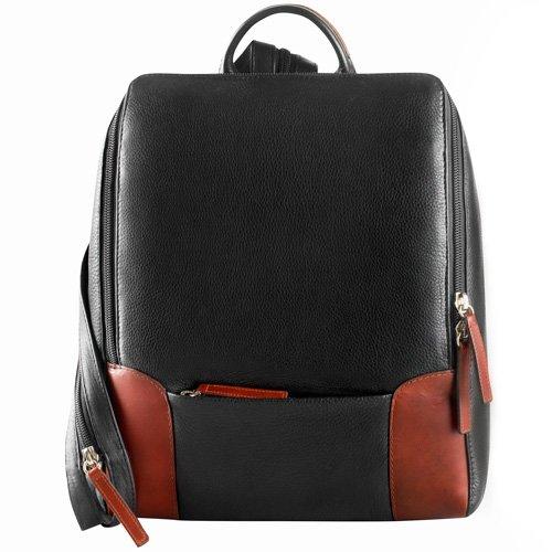 derek-alexander-backpack-sling-with-large-front-open-black-brandy-one-size