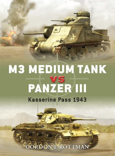 M3 Medium Tank vs Panzer III: Kasserine Pass, 1943 (Duel)
