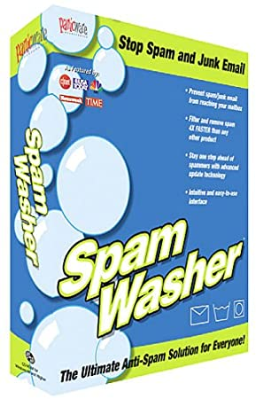 Spam Washer