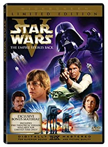 "Cover of ""Star Wars Episode V - The Empir..."