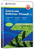 Zone Alarm Anti-Virus + Firewall 2012, 3 PCs (PC)