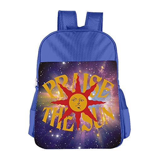 Praise The Sun!1 Kids School Backpack Bag RoyalBlue (Ps4 Ventilator compare prices)