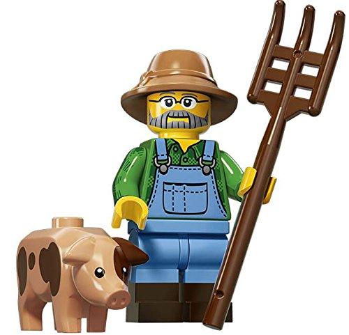 LEGO-Series-15-Collectible-Minifigure-71011-Farmer