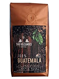 Two Volcanoes Whole Bean Coffee – Gua…