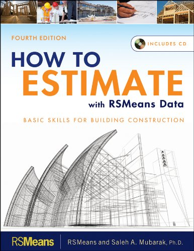 How to Estimate with Means Data & CostWorks, Fourth Edition - RSMeans - 1118025288 - ISBN: 1118025288 - ISBN-13: 9781118025284