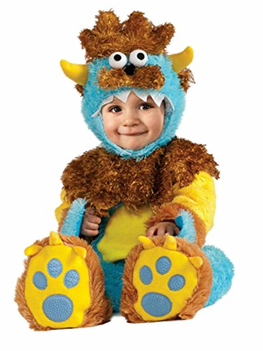 Rubies Infant Boys & Girls Plush Teeny Meanie Monster Costume