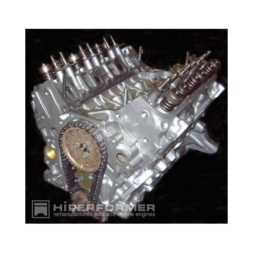85, 2.8 L, 173, V6, GAS -- Remanuafctured Long Block (Rebuilt Motor
