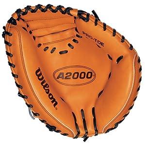 Wilson A2000 Pudge Catchers Mitt 32.5 by Wilson