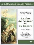 echange, troc Devys - Marivaux, Le Jeu de l'amour et du hasard