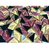 Sai Mosaic Art Triangular Brown Glass Mosaics 200 Gms