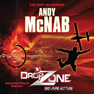 DropZone Audiobook