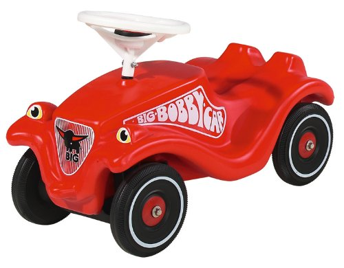 Big Bobby Classic Car Push Toy