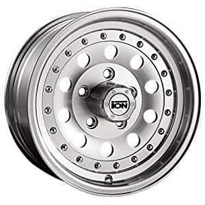 """Ion Alloy 71 Machined Wheel (15x8""""/5x139.7mm)"""