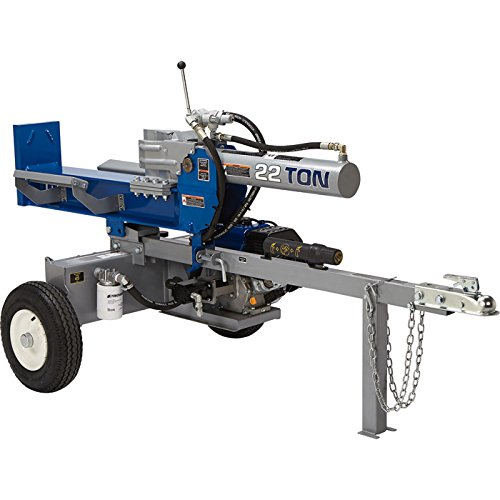 Powerhorse Horizontal/Vertical Log Splitter - 22 Tons, 208cc Powerhorse Engine