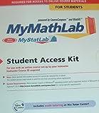 MyMathLab - Valuepack Access Card