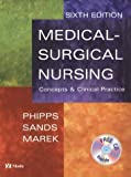 img - for Medical-Surgical Nursing: Concepts & Clinical Practice (With CD-ROM) by Wilma J. Phipps PhD RN FAAN (1999-01-15) book / textbook / text book