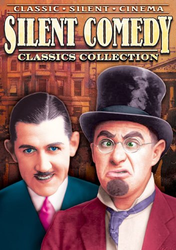 Silent Comedy Classics Collection [DVD] [1913] [Region 1] [US Import] [NTSC]