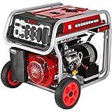 A-iPower SUA12000E Gasoline Portable Generator with Electric Start