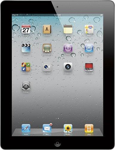 Apple iPad 2 with Wi-Fi + 3G (AT&T, Black, 32GB)