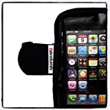 iArmbands Sport Armband for Droid X, HTC ThunderBolt, Samsung Galaxy S & more (fits larger smartphones and some phones in protective cases)