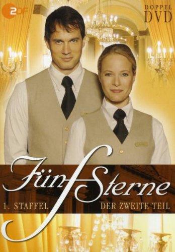 Fünf Sterne Staffel 1 / Folge 11-20 (Doppel-DVD) mit Ralf Bauer
