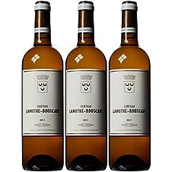 Château Lamothe Bouscaut Blanc Cru Grand Classe de Graves Pessac-Leognan 2011 75 cl (Case of 3)