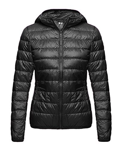 Wantdo-Womens-Hooded-Packable-Ultra-Light-Weight-Short-Down-Jacket