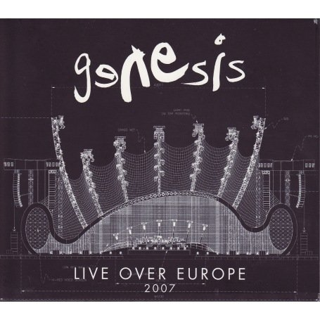 Genesis - Live Over Europe: 2007 (2CD) - Zortam Music