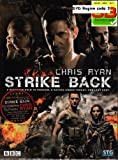 """Chris Ryan's Strike Back""(TV Series 2010 , 2 Disc Box Set , Digipack/Slipcase) Thriller DVD RC3 Language:English"