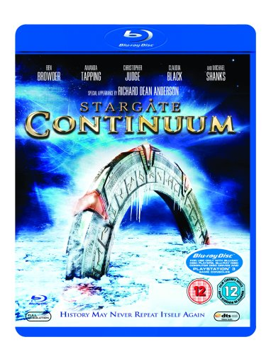 Stargate: Continuum [Blu-ray] [Import]