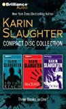 Karin Slaughter Karin Slaughter Compact Disc Collection: Beyond Reach, Fractured, Undone