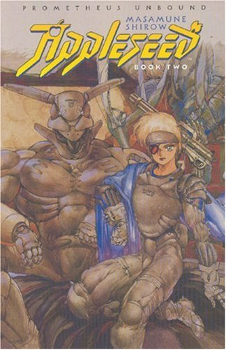 Appleseed 2: Prometheus Unbound (Appleseed Series Volume 2)Masamune Shirow