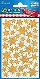 Avery Zweckform 52225 Weihnachtssticker, Sterne, 86 Aufkleber hergestellt von Avery Zweckform