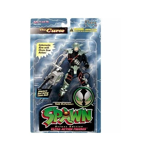 Spawn Series 3 > The Curse Action Figure - 1
