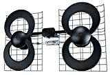 ClearStream 4 Indoor/Outdoor HDTV Antenna - 70 Mile Range - Best Reviews Guide