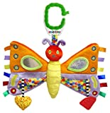 Rainbow Designs Very Hungry Butterfly Developmental Toy