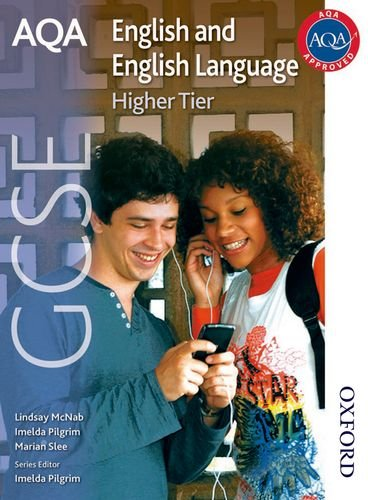 AQA GCSE English and English Language Higher Tier