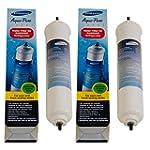 2 units X Genuine Samsung Water Filte...