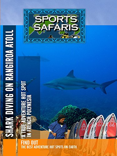 Sports Safaris Shark Diving on Rangiroa Atoll A True Adventure Hot Spot in French Polynesia