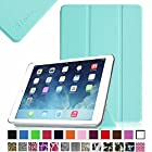 iPad Air 2 Case - Fintie SmartShell Case for Apple iPad Air 2 (iPad 6 6th Gen), Ultra Slim Lightweight Stand (with Smart Cover Auto Wake / Sleep) - Blue