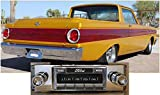 1964-1965 Ford Ranchero USA-630 II High Power 300 watt AM FM Car Stereo/Radio with iPod Docking Cable