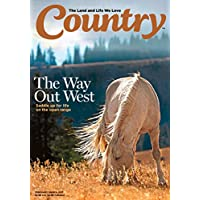 1-Year (7 Issues) of Country Magazine Subscription