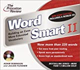 img - for The Princeton Review Word Smart II CD: Building an Even More Educated Vocabulary (The Princeton Review on Audio) book / textbook / text book