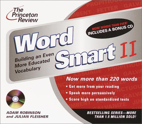 Review Word Smart II CD: Building an Even More Educated Vocabulary