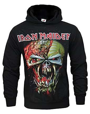 Herren - Official - Iron Maiden - Kapuzenpulli (XXL)