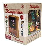 Disney Parks DisneyVision Figurine Motion Animation Toy Extremely Cool