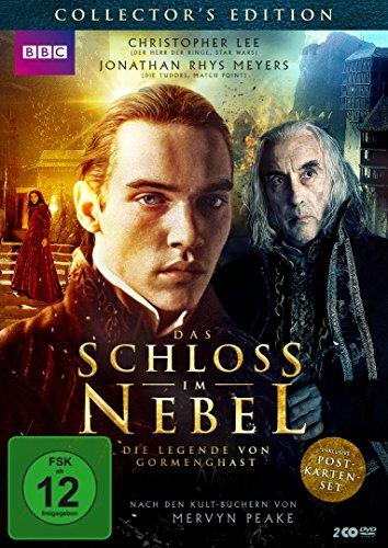 Das Schloss im Nebel - Die Legende von Gormenghast [Collector's Edition] [2 DVDs]