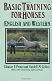 img - for Basic Training for Horses (Doubleday Equestrian Library) book / textbook / text book