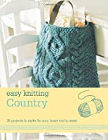 Easy Knitting: Country